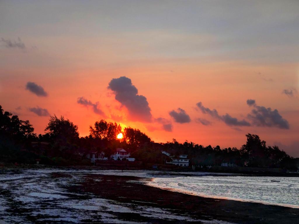 Watamu sunrise