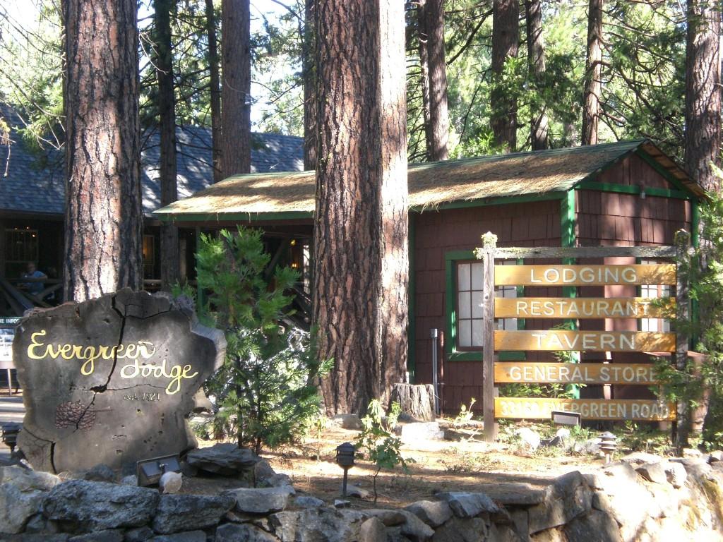 Evergreen Lodge in Yosemite National Park