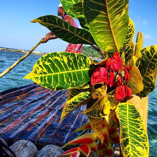 Blue LAGOON Monkey Island rafting BAYYINA BLACK
