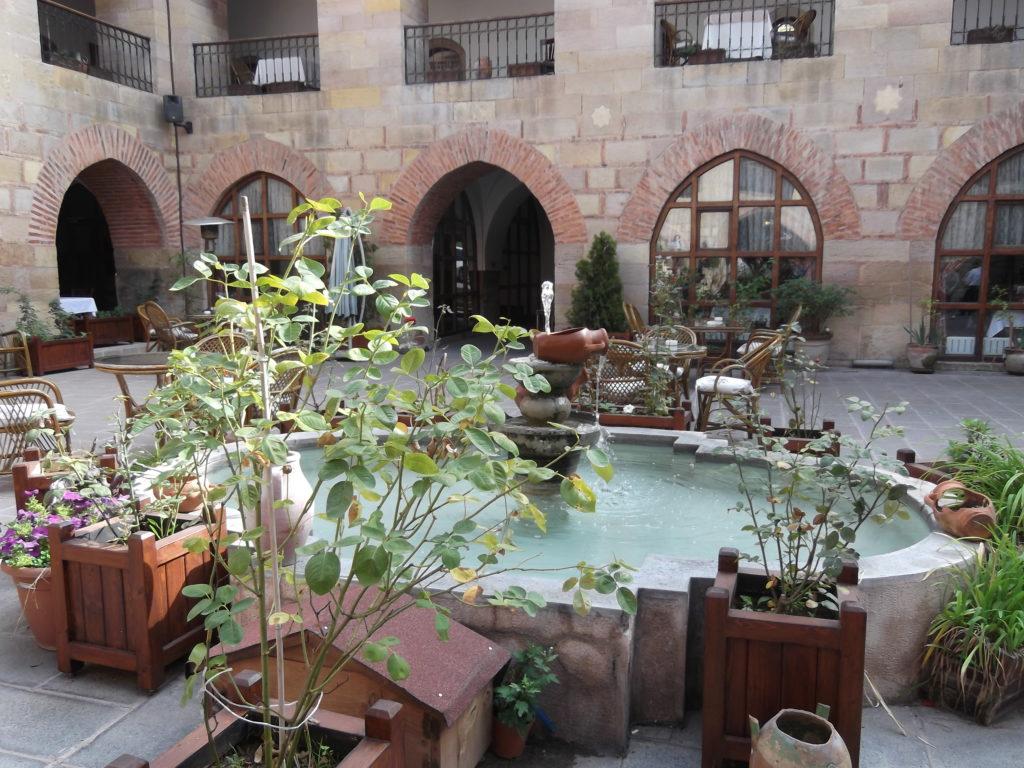 Han Courtyard