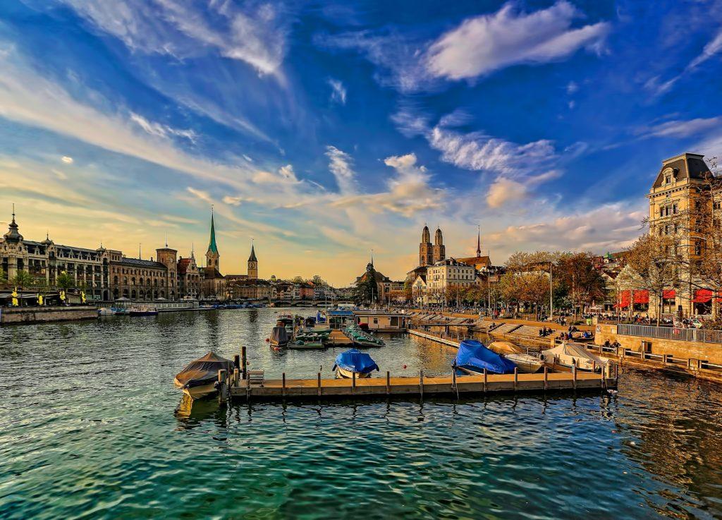 Flight Deal: Zurich, Switzerland For $274 Round-Trip
